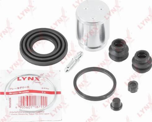 LYNXauto BC-6067 - Remkomplekts, Bremžu suports interparts.lv
