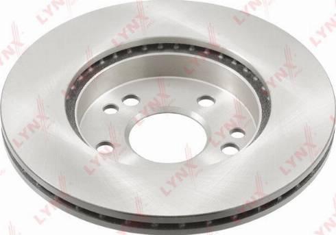 LYNXauto BN-1669 - Bremžu diski interparts.lv