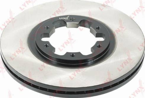 LYNXauto BN-1110 - Bremžu diski interparts.lv