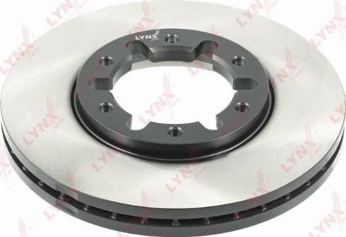 LYNXauto BN-1113 - Bremžu diski interparts.lv