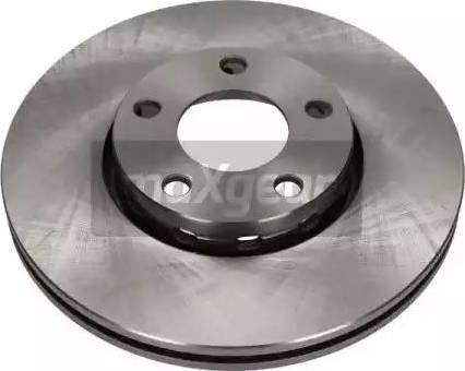 Maxgear 19-0683 - Bremžu diski interparts.lv