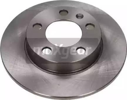Maxgear 19-0749 - Bremžu diski interparts.lv