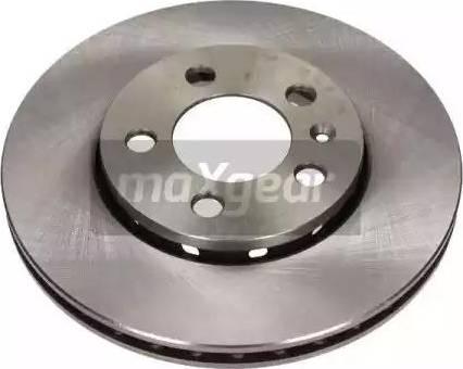 Maxgear 19-0774 - Bremžu diski interparts.lv