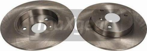Maxgear 19-1203 - Bremžu diski interparts.lv