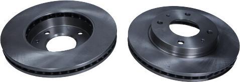 Maxgear 19-2543 - Bremžu diski interparts.lv
