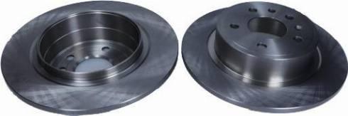 Maxgear 19-2578 - Bremžu diski interparts.lv