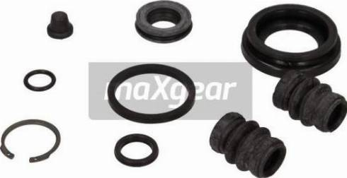 Maxgear 27-0605 - Remkomplekts, Bremžu suports interparts.lv