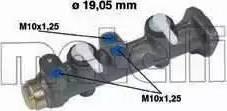 Metelli 05-0021 - Galvenais bremžu cilindrs interparts.lv
