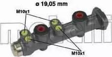 Metelli 05-0150 - Galvenais bremžu cilindrs interparts.lv