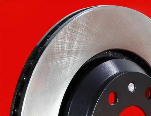 Metzger 6110811 - Bremžu diski interparts.lv