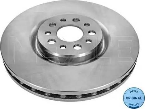 Meyle 40-15 521 1004 - Bremžu diski interparts.lv