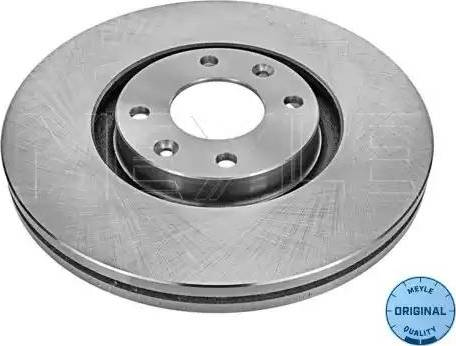 Meyle 40-15 521 1001 - Bremžu diski interparts.lv