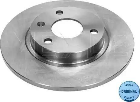 Meyle 40-15 521 1003 - Bremžu diski interparts.lv
