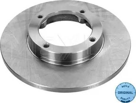 Meyle 56-15 521 0000 - Bremžu diski interparts.lv