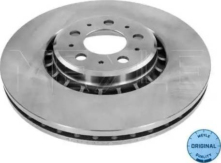 Meyle 515 521 5025 - Bremžu diski interparts.lv