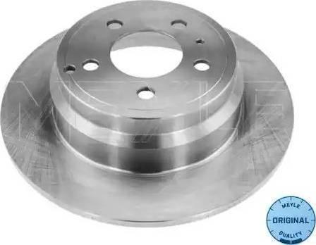 Meyle 515 523 0013 - Bremžu diski interparts.lv