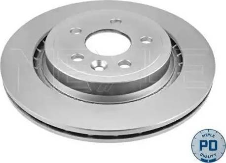 Meyle 515 523 0006/PD - Bremžu diski interparts.lv