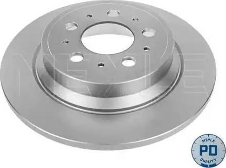 Meyle 515 523 0014/PD - Bremžu diski interparts.lv