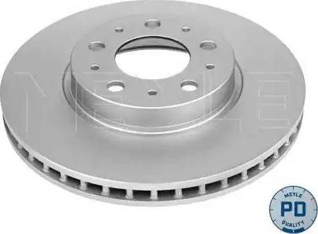 Meyle 583 521 5012/PD - Bremžu diski interparts.lv