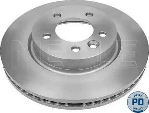 Meyle 53-15 521 0013/PD - Bremžu diski interparts.lv