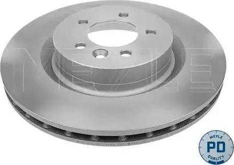 Meyle 53-83 521 0005/PD - Bremžu diski interparts.lv