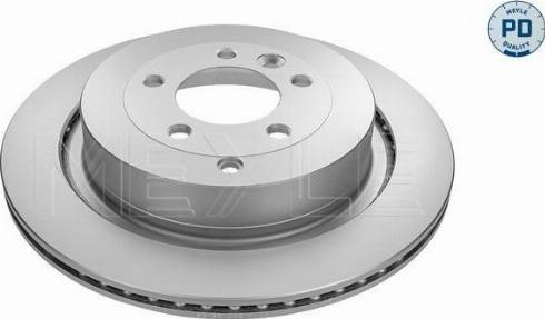 Meyle 53-83 523 0002/PD - Bremžu diski interparts.lv