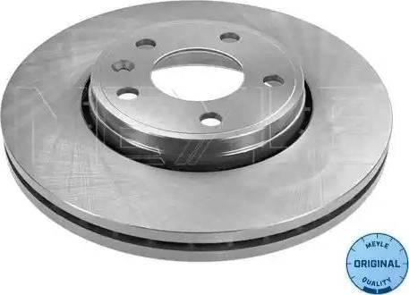 Meyle 615 521 0014 - Bremžu diski interparts.lv