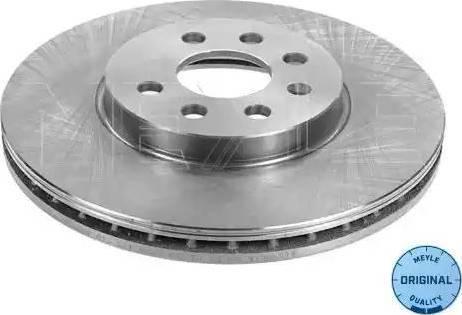 Meyle 615 521 0012 - Bremžu diski interparts.lv