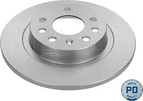 Meyle 615 523 0025/PD - Bremžu diski interparts.lv