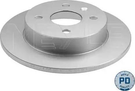 Meyle 615 523 0023/PD - Bremžu diski interparts.lv