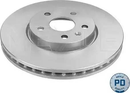 Meyle 683 521 0026/PD - Bremžu diski interparts.lv