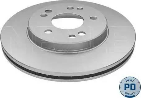Meyle 015 521 0033/PD - Bremžu diski interparts.lv