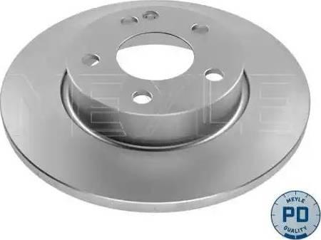 Meyle 015 521 0037/PD - Bremžu diski interparts.lv