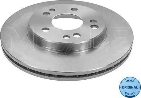 Meyle 015 521 0033 - Bremžu diski interparts.lv