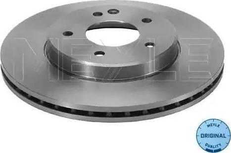 Meyle 015 521 0035 - Bremžu diski interparts.lv