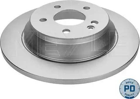 Meyle 015 523 0042/PD - Bremžu diski interparts.lv