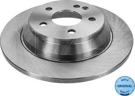 Meyle 015 523 0042 - Bremžu diski interparts.lv