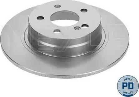 Meyle 015 523 0032/PD - Bremžu diski interparts.lv