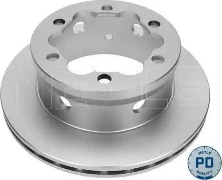 Meyle 015 523 0023/PD - Bremžu diski interparts.lv