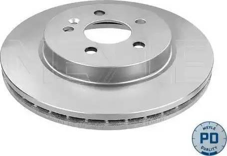 Meyle 083 521 2041/PD - Bremžu diski interparts.lv