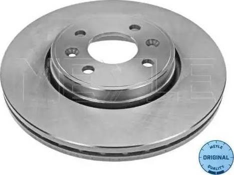 Meyle 16-15 521 0004 - Bremžu diski interparts.lv