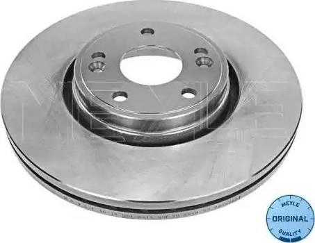 Meyle 16-15 521 0015 - Bremžu diski interparts.lv