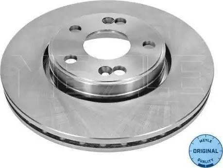 Meyle 16-15 521 0016 - Bremžu diski interparts.lv