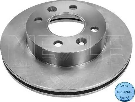 Meyle 16-15 521 0017 - Bremžu diski interparts.lv