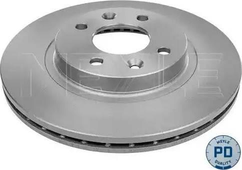 Meyle 16-15 521 0036/PD - Bremžu diski interparts.lv
