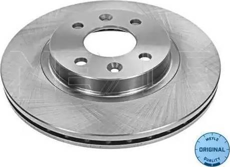 Meyle 16-15 521 0036 - Bremžu diski interparts.lv