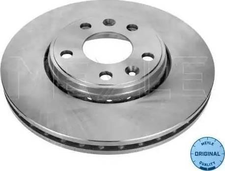 Meyle 16-15 521 0041 - Bremžu diski interparts.lv