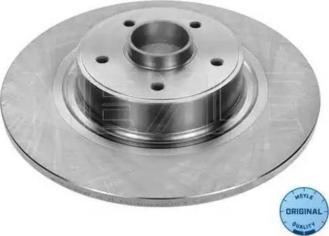 Meyle 16-15 523 0018 - Bremžu diski interparts.lv