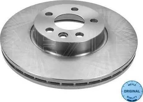 Meyle 115 521 0040 - Bremžu diski interparts.lv