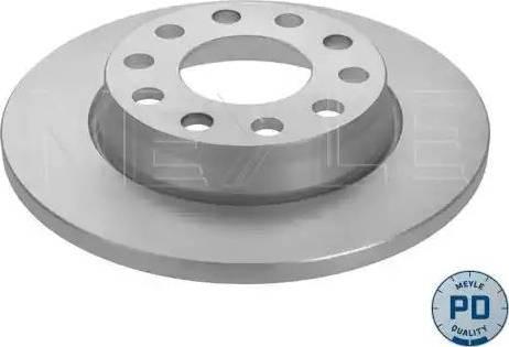 Meyle 115 521 0039/PD - Bremžu diski interparts.lv